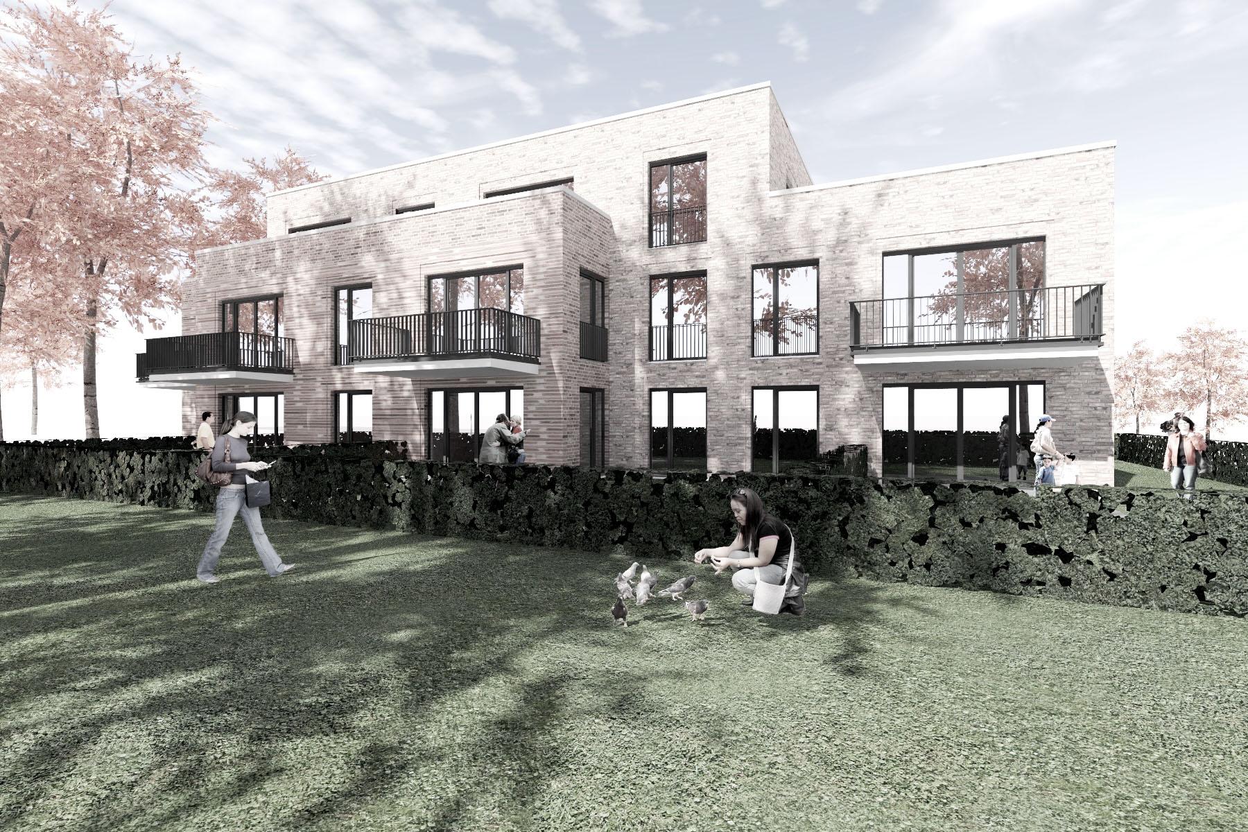 Vorplanung Wohngebäude Oststeinbek